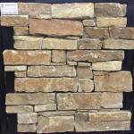Gold Slate Meshed Backed Stone Natural Ledgestone For Wall Panel Veneer