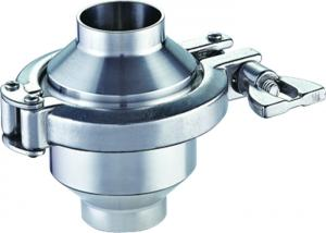 China 3A  2 Inch 3 Inch Stainless Steel Welding Sanitary Check Valve Forging  Ss304 Ss316L on sale