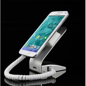 China COMER  for mobile phone accessories stores cellular telephone charger magnetic display brackets with Alarm systems on sale