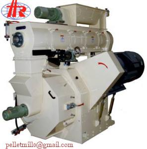 China Pellet Output of 1000kg Wood Pelletizer Machine on sale
