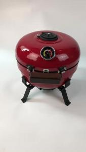 China 12 ''Hot sale small charcoal grill machine bbq smokeless kamado rotisserie on sale