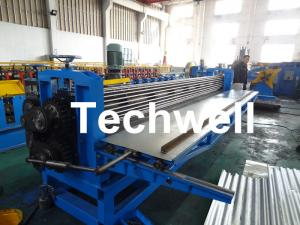 China G550 Barrel Corrugation Machine, Horizontal Corrugation Machine for 0.18-0.35mm Corrugated Sheets on sale