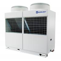 China Air Conditioning R410A Refrigerant Modular Air Cooled Heat Pump Unit 63-252kW on sale