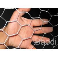 China 3' X 100' Roll Chicken Wire Mesh Fencing 1.5 Mesh Opening Zinc Plated on sale