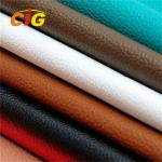 Anti - Tear PU And PVC Artificial Leather Waterproof Durable For Furniture / Chair / Sofa