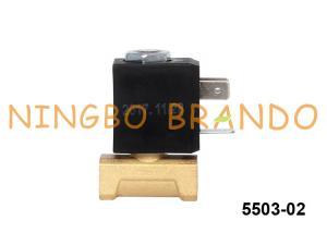 China 5503 CEME Type Brass Solenoid Valve For Electronic Steam Iron Cleaner 12V 24V 110V 220V on sale