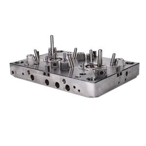 China High Quality Dongguan Mould Factory Customized Design Plastic Injection Molding For In Mold Label Plastic Parts on sale