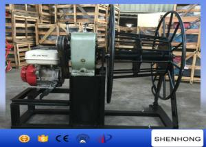 China Stringing Equipment Gasoline Powered Winch for Stringing Conductor and Cable on sale