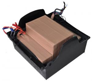 China HECO 48V 20Ah Motorcycle Lithium Battery With High Discharge Rate on sale
