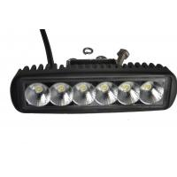 18W Watt ROUND Spot CREE LED WORK LIGHT LAMP OFFROAD ATV BOAT JEEP TRUCK SUV 4WD