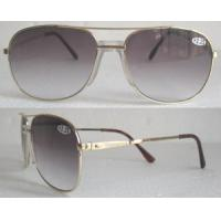 Fashionable bi-focal Full Rim Reading Glasses with Anti-scratch coating for men BP-4220