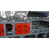 China 2-4 Ton Aluminum Can Crusher , Plastic Recycling Machine PP PET PVC Material on sale