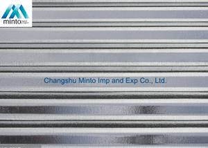 China Galvanised Aluminium Corrugated Roofing Sheets For Home Interior Wall on sale