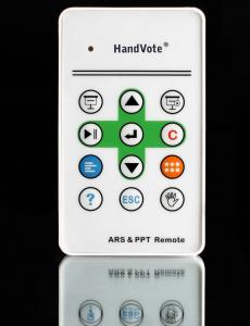 China Newly Professional 2012 Interactive voting system 218 Audiennce response handsets on sale