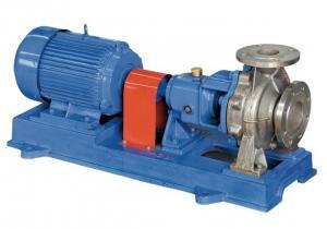 China Self Priming Horizontal High Pressure Chemical Pump No Gas Leakage Problem on sale