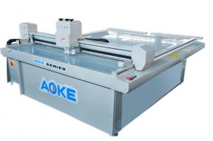 China 15 30 or 60 mm thick foam forex corrugated coroplast eva epe carton sample maker cutter on sale