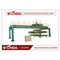 Splint Phnematic Brick Setting Machine , Brick Stacking Machine Aluminum Alloy