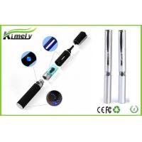Black Big Vapor Pen Style Ego W Electronic Cigarette E Liquid With 1100mah Battery