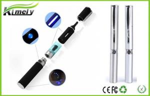 China Black Big Vapor Pen Style Ego W Electronic Cigarette E Liquid With 1100mah Battery on sale