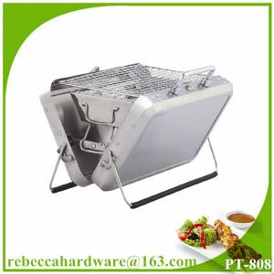 China Charcoal BBQ grills stainless steel picnic outdoor stove on sale
