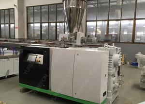 China High Efficiency PP / PE WPC Profile Extrusion Line For Wood Plastic Composite Production on sale