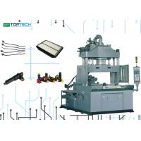 High Accuracy Horizontal Plastic Injection Molding Equipment , Vertical Plastic Moulding Machine