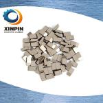 Customized aluminum cutting Tungsten Carbide Saw Tips Excellent Rigidity