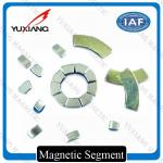 Corrosion Resistance Small Powerful Magnets , Strong Neodymium Magnets For Rotation Motor
