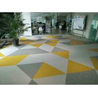 School Office Floor Coverings Customized Service Long Working Lifespan