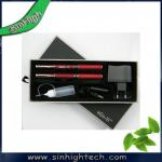 China Hot Sale Vaporize Pen Style Ego-W E Cigarette Starter Kit wholesale