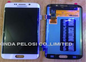 China AAA Galaxy S6 Screen Replacement , Pixel 2560 X 1440 Galaxy S6 LCD Digitizer on sale