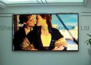 China Electronic Flexible LED Screen  / P2.5 SMD LED billboard display 960mm x 960mm on sale