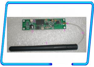 2W DMX Wifi controller 2 4g With 3 or 5pin male plug