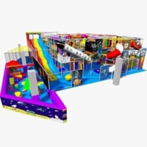 China Cheer Amusement Space Theme Indoor Soft Play Playground Equipment Supplier on sale