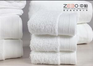 China 5 Star Hotel Hand Towels Face Towel Set Natural Anti Bacterial on sale