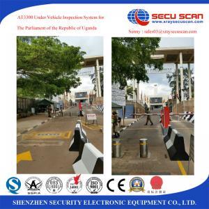 China Line CCD camera under vehicle surveillance system IP68 weatherproof on sale