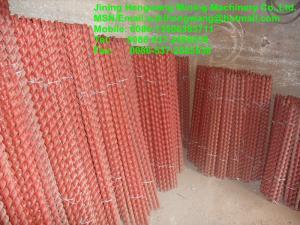 China 38mm coal mine  twist auger spiral drill rod China on sale