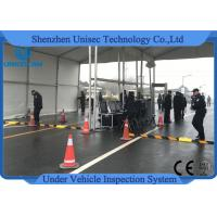 ISO9001 Portable Under Vehicle Surveillance System RS232 / RS422 Communication interface