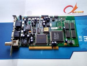 Cnsmt Green Color Pcb Board DEK265 VISION Card 8100M PN 155827 Long