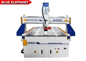 China 1330 Chinese Cnc Wood Router , Wood Cnc Machine With Vacuum Working Table on sale
