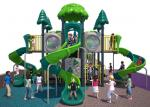 kids outdoor playground plastic equipment,park outdoor playground for children