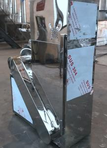 China Complete set of 1300kg/H maize/chick peas flour mill machine made by stainless steel on sale