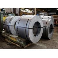 Customized Thickness Hot Rolled Steel Coil High Temperature Resistant