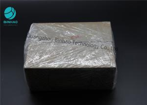 China BOPP Transparent Film Heat Sealing Polyethylene Film Good Surface Protection on sale