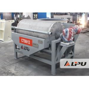 China Permanent Magnetic Separator for Iron Ore Gold Ore Dressing Plant CTB Series CTB612 on sale