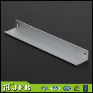 China los armarios de cocina de aluminio anodizados de las protuberancias manejan piezas de aluminio anodizadas on sale
