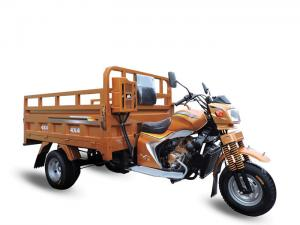 China 3WheelMotorized Tricycle250cc Cargo Tricycle Heightening CarriageThreeWheeler For Adults on sale