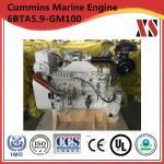 Cummins marine diesel engine 6BTA5.9-GM100