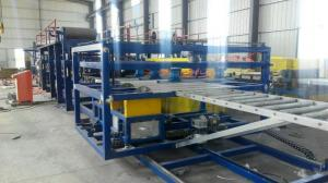 China S Connect Style Sandwich Panel Machine Multiple Functional High Efficiency Low Noise on sale