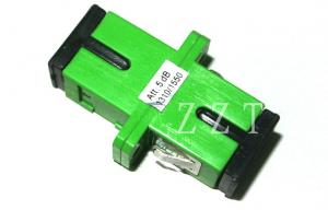 China Fixed Adapter Fiber Optic Attenuator SC / APC , Optical Attenuator on sale